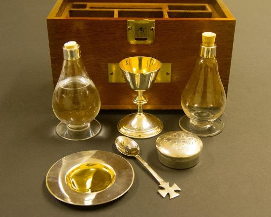 Eucharistic visit set
