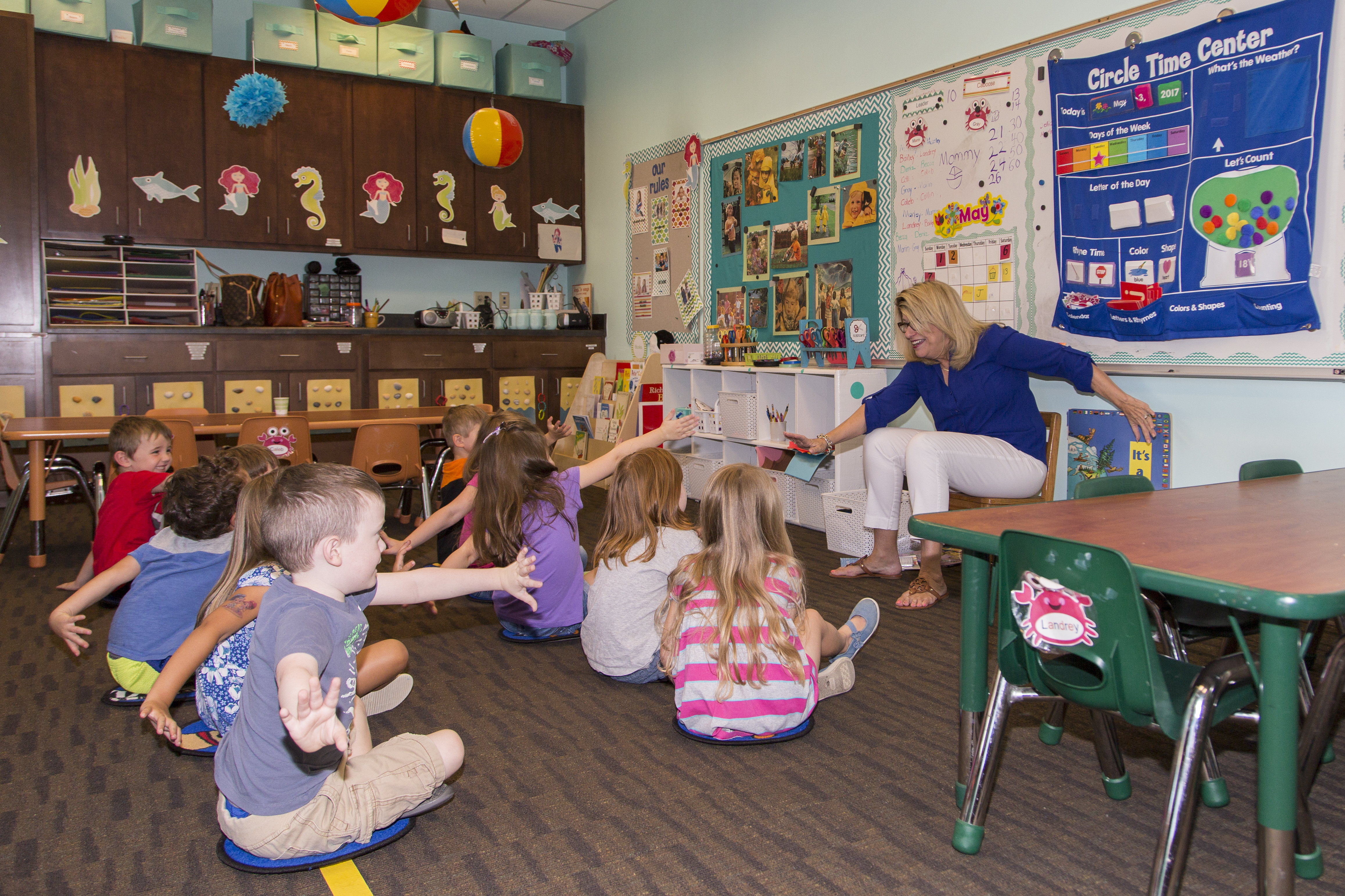 Preschool Program - Christ Episcopal Church, Valdosta GA